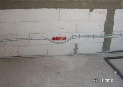Instalacja elektryczna gniazd