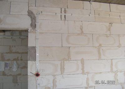 Instalacja oświetlenia gabinetu